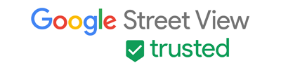 Google Steet View Trusted Badge