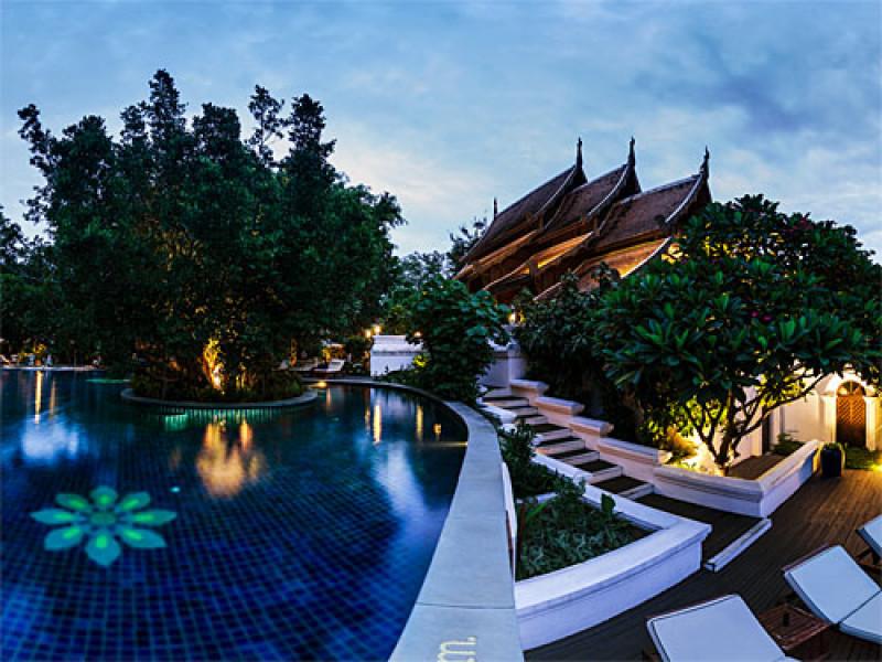 The Dhara Dhevi Hotel Chiang Mai Thumbnail