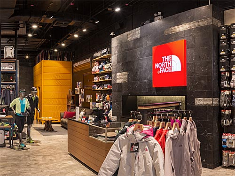 The North Face Mega-Bangna: 360 Virtual Show Room Thumbnail