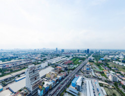 NUE Noble Srinakarin Lasalle – 360 Aerial View Thumbnail