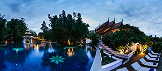 The Dhara Dhevi Hotel Chiang Mai 360 Virtual Tour Thumbnail
