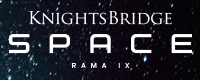 Knightbridge Space RAMA 9 Logo