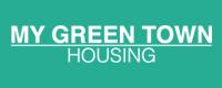 My Green Town Housing Logo